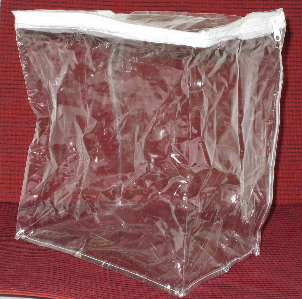 Packaging Cubes Lot Of 10 Medium Zippered Storage Bags