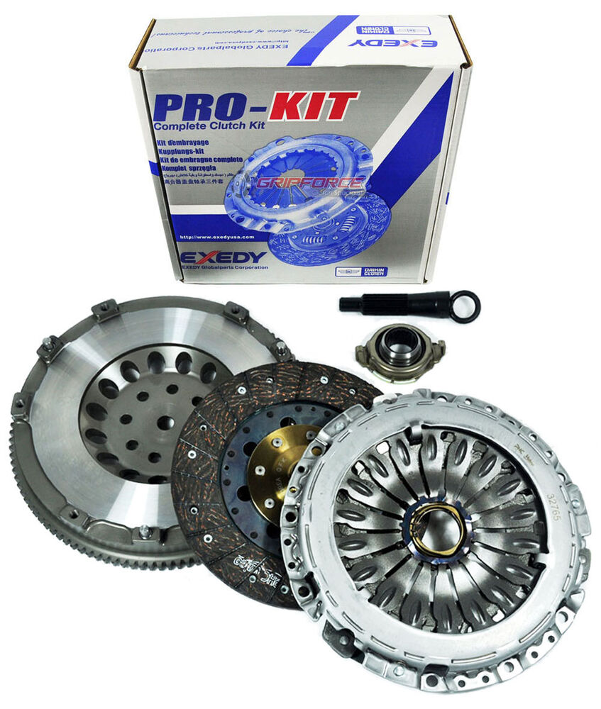 Exedy Clutch Kit Forged Race Flywheel Fits 03 08 Hyundai