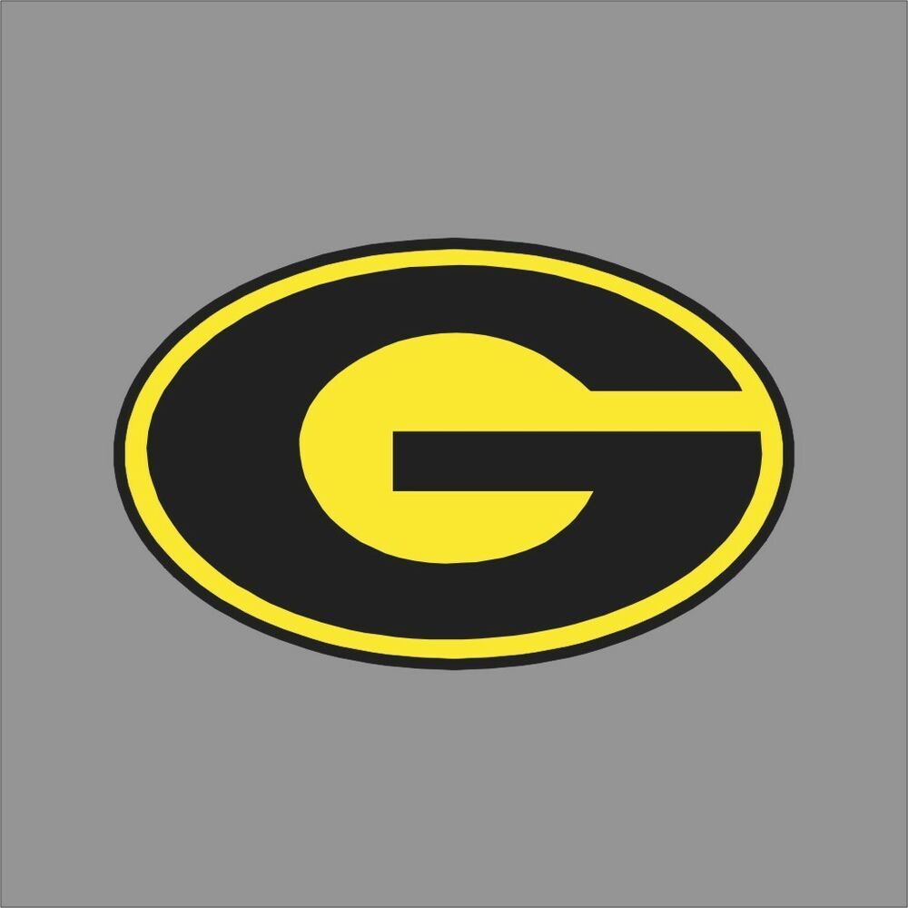 Grambling State Tigers Ncaa College Vinyl Sticker Decal