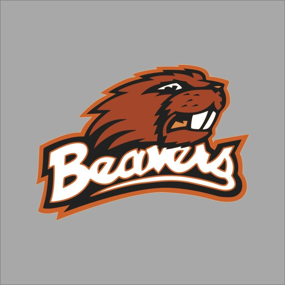 Oregon State Beavers Ncaa College Vinyl Sticker Decal Car