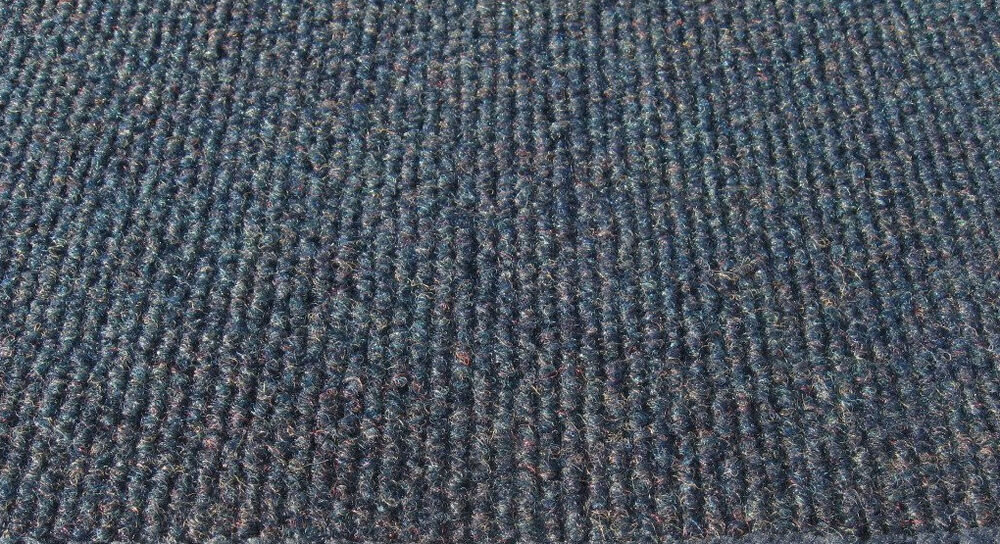Dark Blue Indoor Outdoor Area Rug Carpet Non Skid Marine
