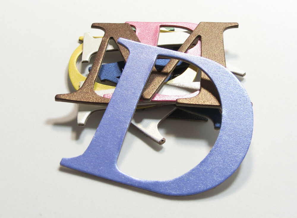 2quot custom shimmer chipboard alphabet letters numbers 16 for Where to buy chipboard letters