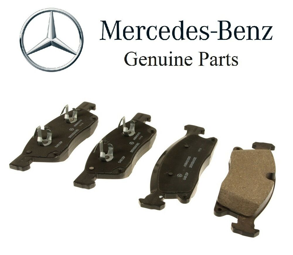 Mercedes w166 gl350 gle350 ml250 ml350 front brake pad set for Mercedes benz gl450 brake pads