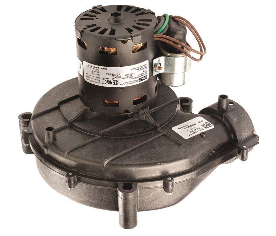 Fasco Furnace Draft Inducer Blower Motors on furnace inducer blower motor