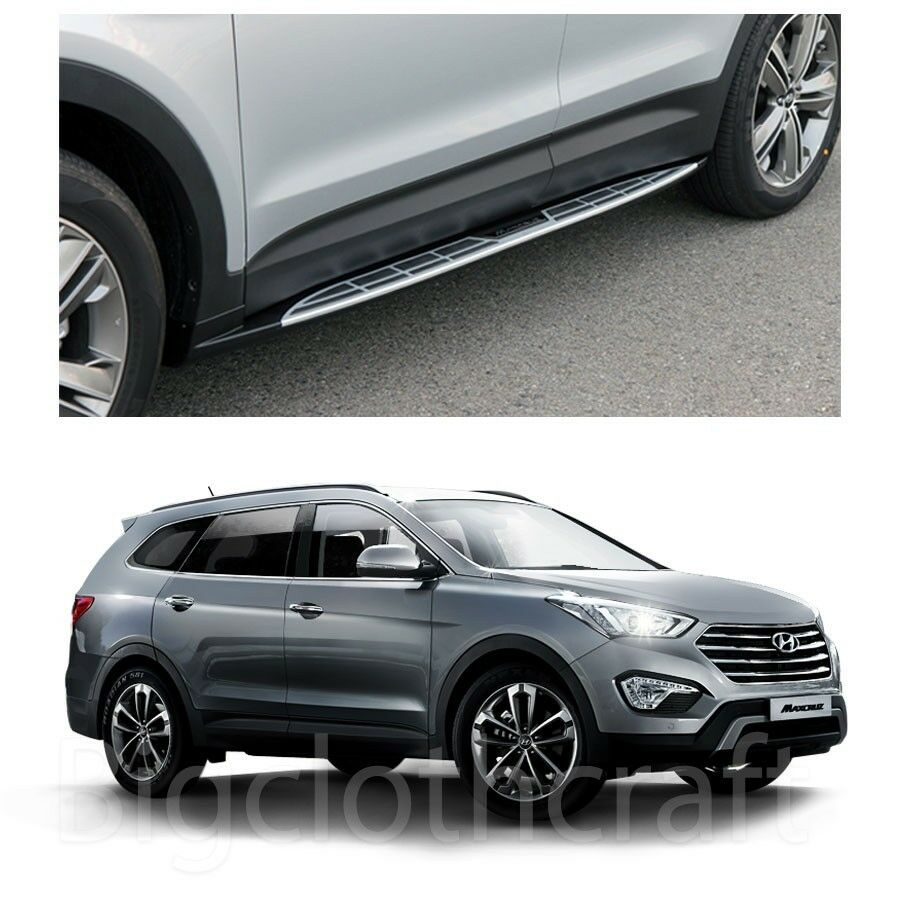 Premium Side Step Nerf Cab Running Board For 2013 Santa Fe