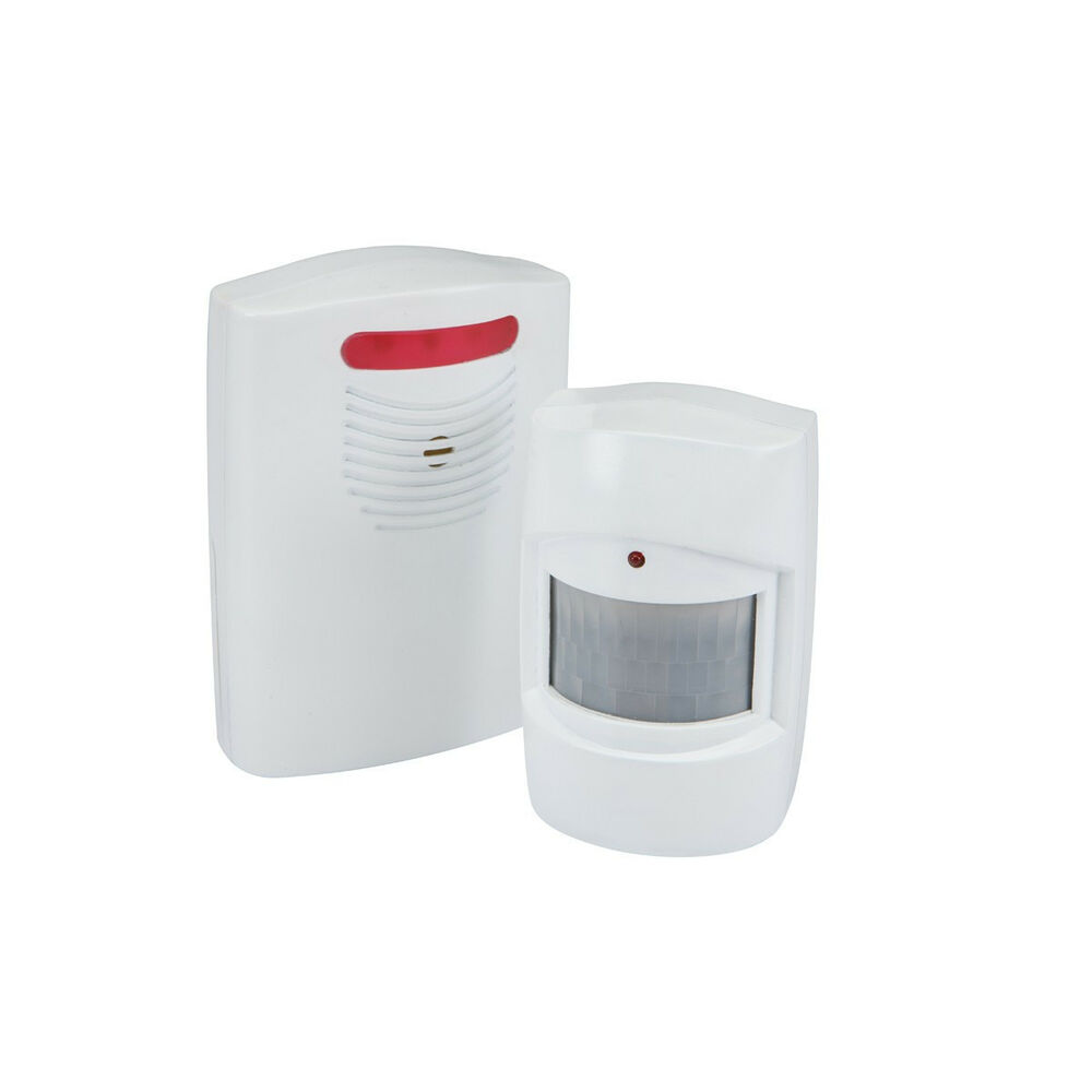 Wireless Motion Sensor Detector Entry Door Bell Chime