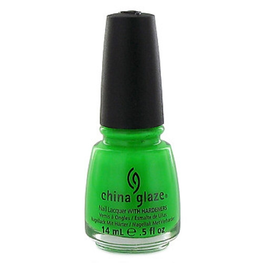 China Glaze Nail Polish Lacquer KIWI COOL-ADA # 80949
