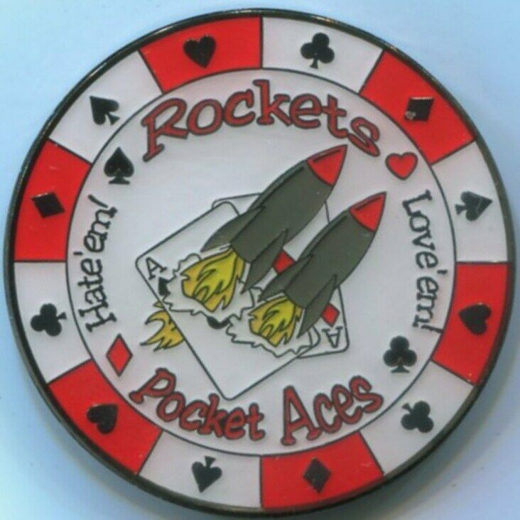 pocket aces poker tables