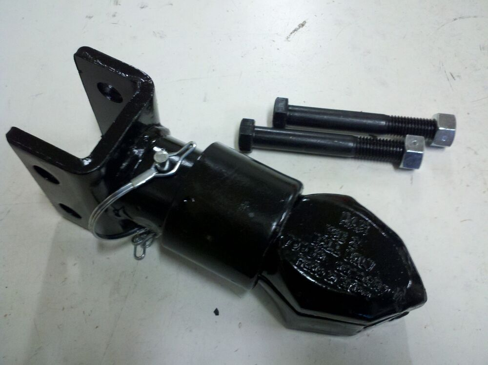 Spring Hitch Coupler : Trailer quot ball lb straight tongue adjustable