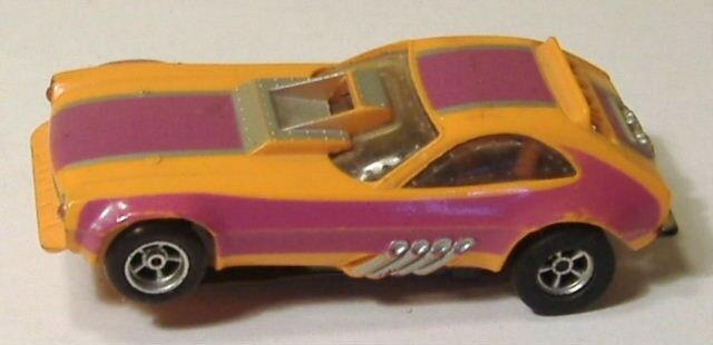 afx pinto funny car orange violet ebay. Black Bedroom Furniture Sets. Home Design Ideas