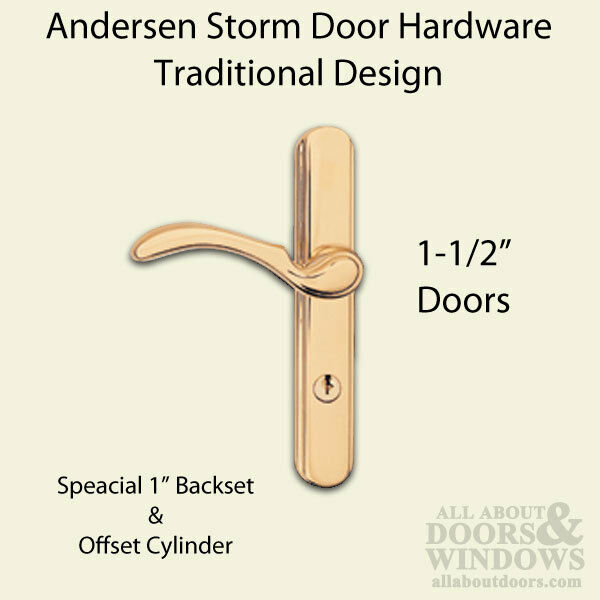 Andersen Anderson Emco Storm Door Handle Set 3000 Series