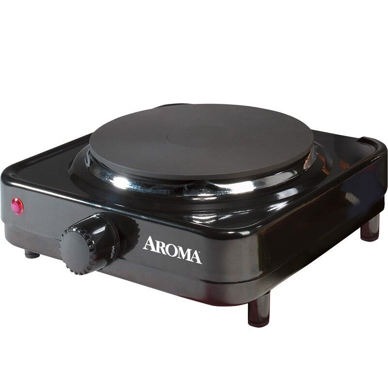 freestanding electric portable cooktop single stove hot plate burner ahp 303 ebay. Black Bedroom Furniture Sets. Home Design Ideas