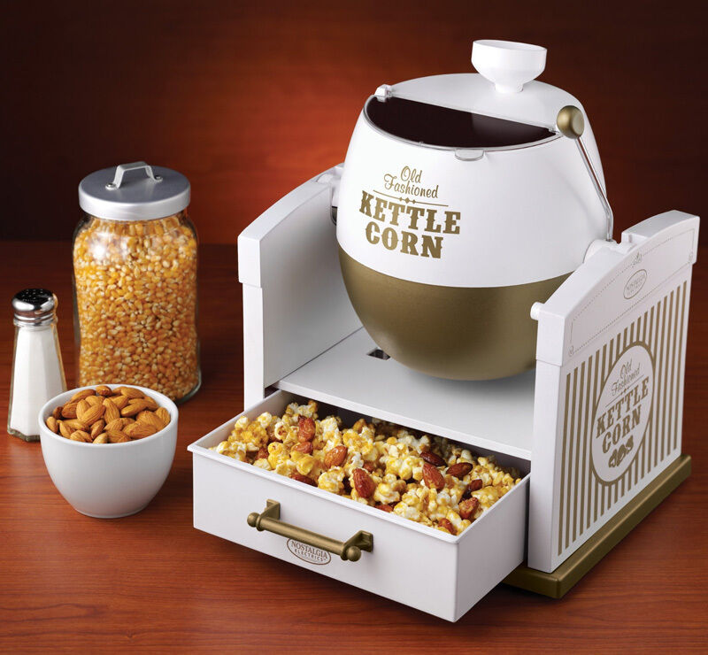 electric home kettle popcorn machine mini sweet sugar pop corn party popper ebay. Black Bedroom Furniture Sets. Home Design Ideas