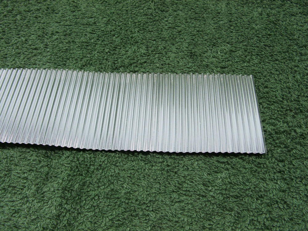 Corrugated Metal Roofing O Amp G Scale Ebay