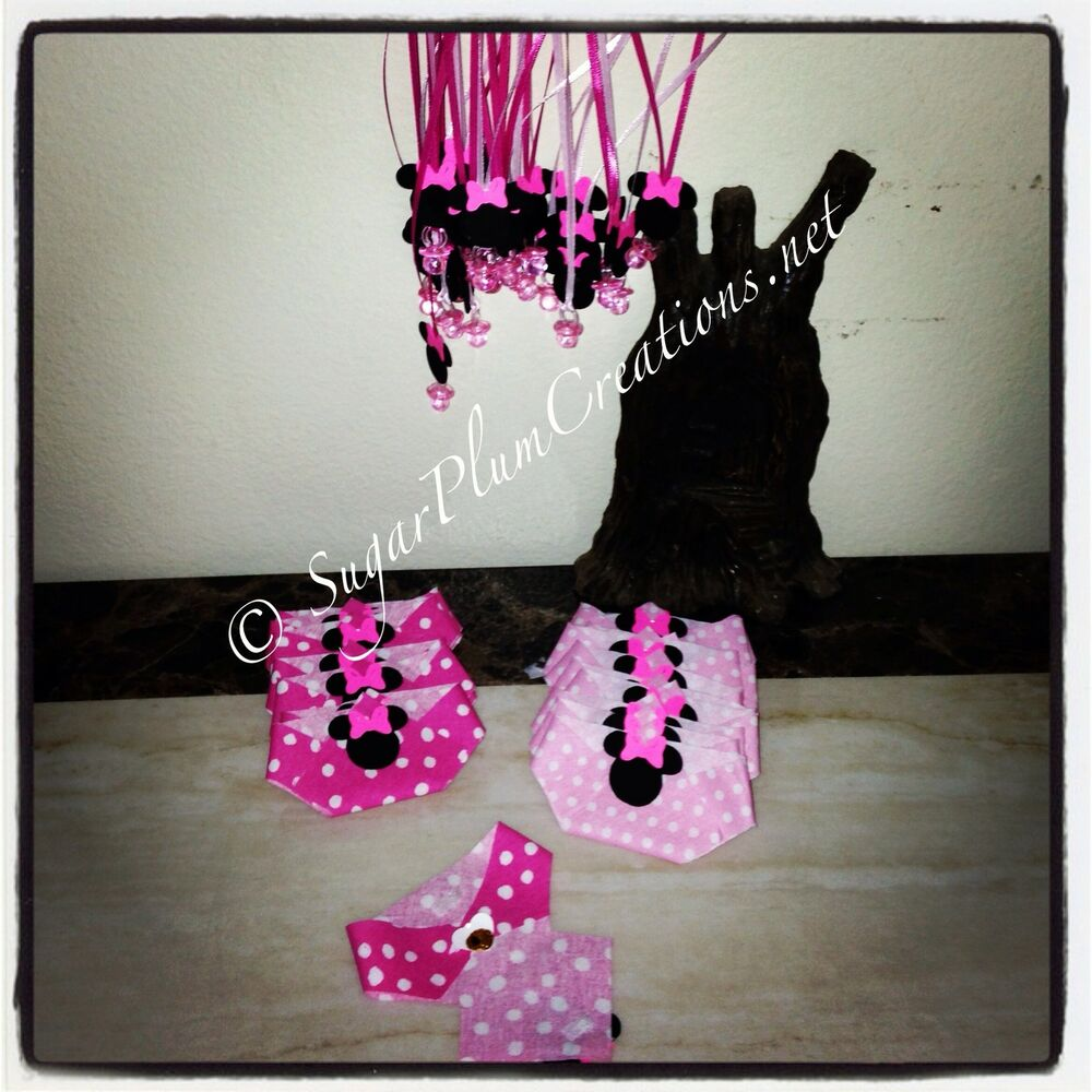 MINNIE Mouse Baby Shower Printable GAMES | Minnie mouse ...