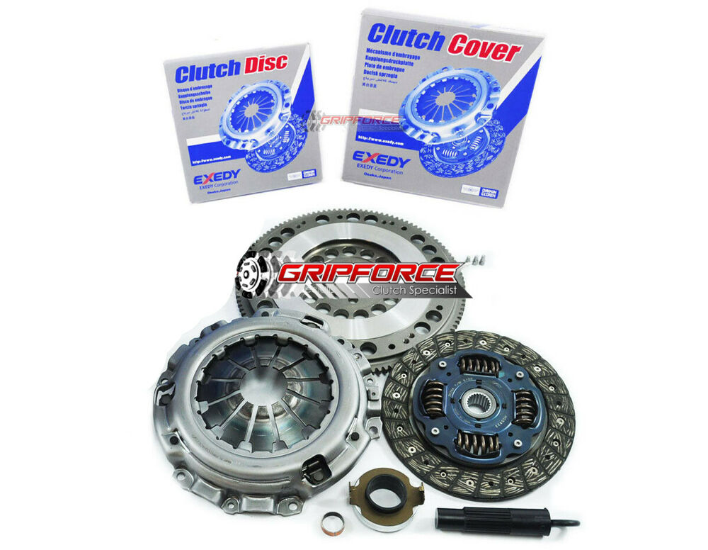 EXEDY CLUTCH PRO-KIT+RACING CHROMOLY FLYWHEEL ACURA RSX TYPE-S CIVIC SI K20 | eBay