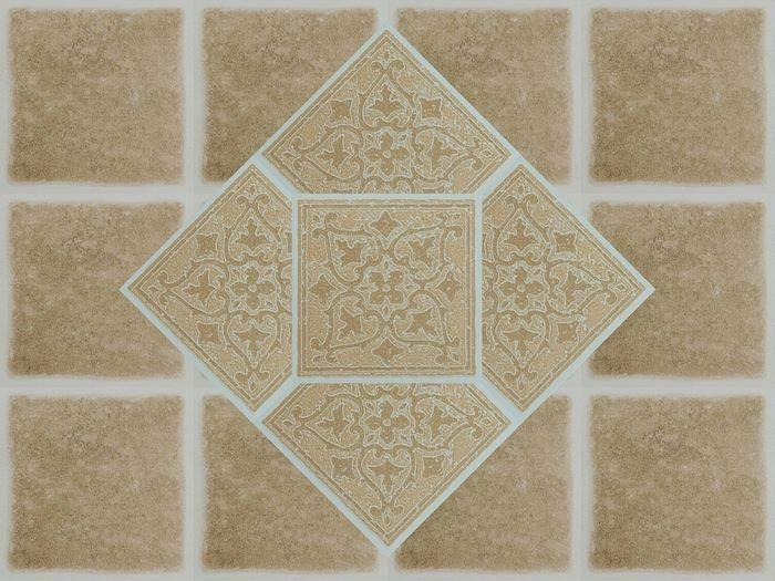 """Peel And Stick Wall Tiles Sandstone 4""""x4"""" 3 Square Feet"""