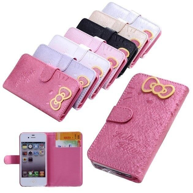iPhone phone cases iphone 4s ebay : ... Wallet Pouch Case Cover Skin for iPhone 4 4S 5 5S 6 6S Plus : eBay