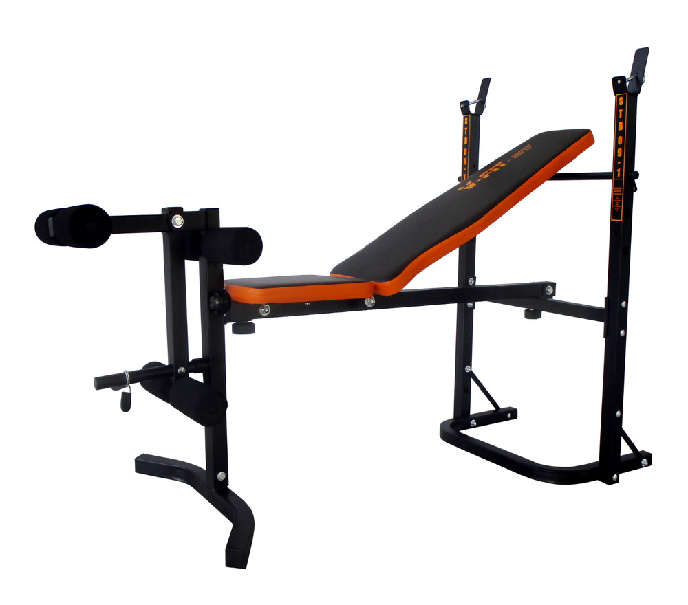 V Fit Stb09 1 Folding Weight Bench R R P Ebay