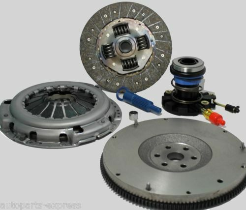 Clutch With Flywheel And Slave Kit Fits 1993