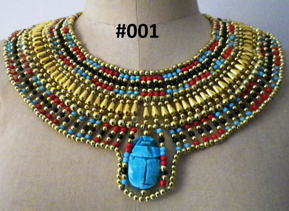 Egyptian egipto gypten queen cleopatra style for Egyptian jewelry