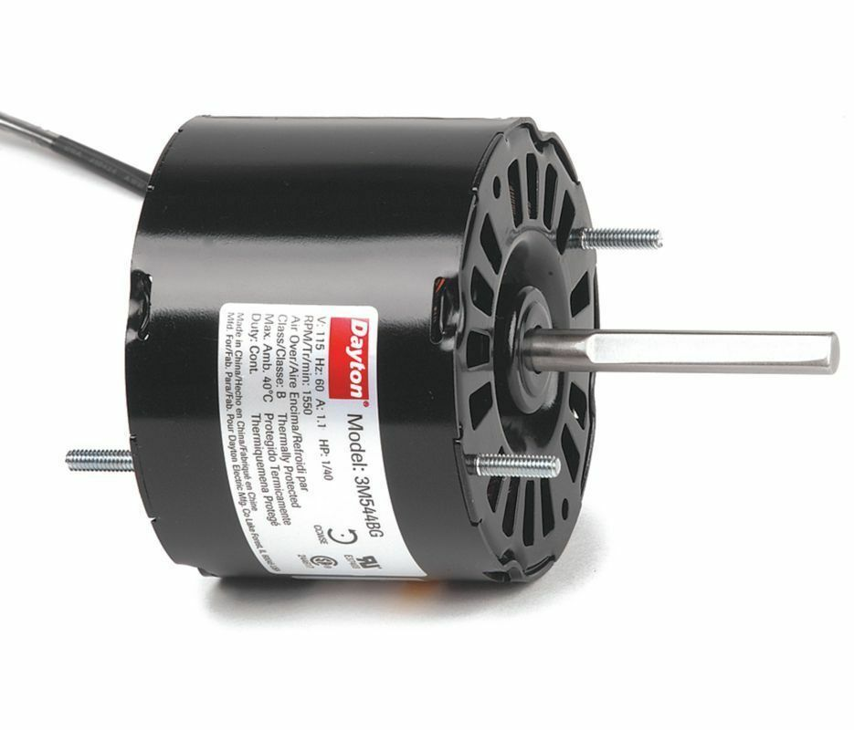 1 40hp 1550rpm 115 volt 3 3 diameter dayton electric for 1 20 hp electric motor
