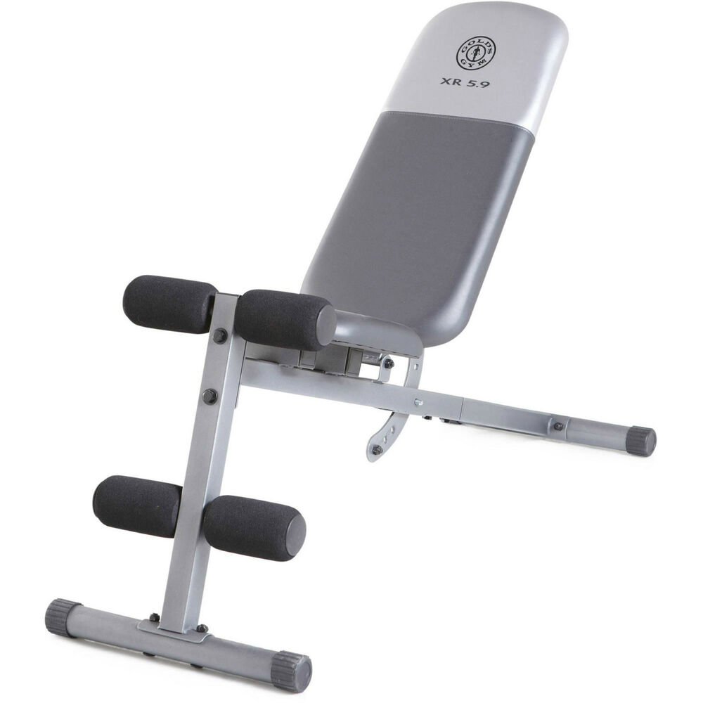 Enjoy the versatility of gym equipment from the comfort of your own home with the Gold's Gym 40lb Dumbbell Set. Equipped with four pound plates, four 6-pound plates, two dumbbell handles and collars, the set allows you to work with a variety of interchangeable weights in one easy-to-use and .