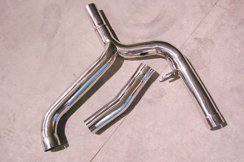 98 02 Camaro Trans Am Y Pipe Ypipe Stainless Exhaust Ls1