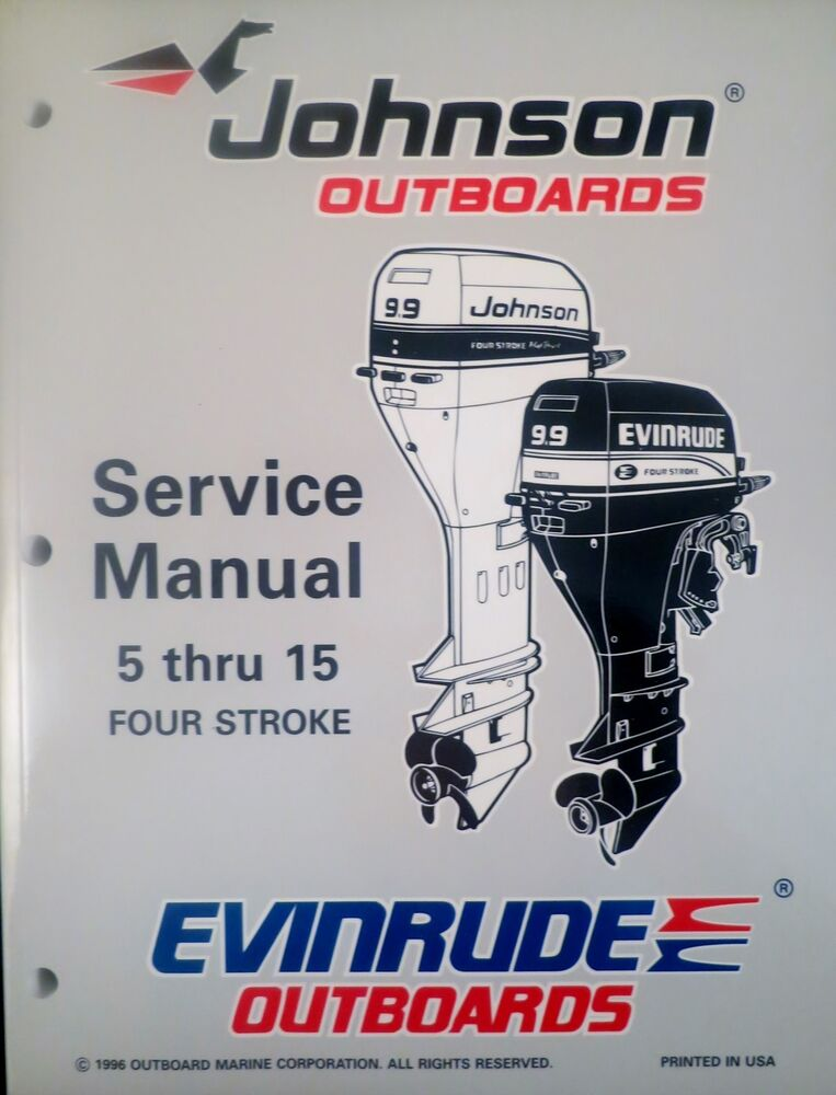 Johnson Evinrude Manual