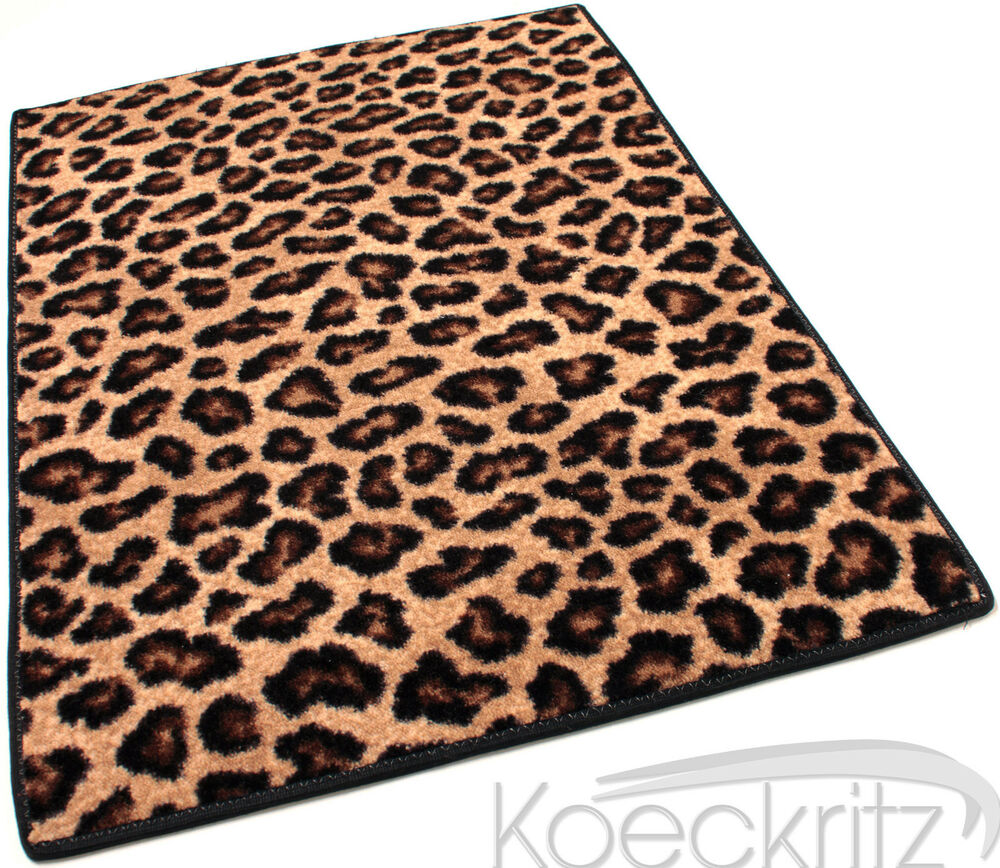 animal print accent rugs modern geometric accent mat runner
