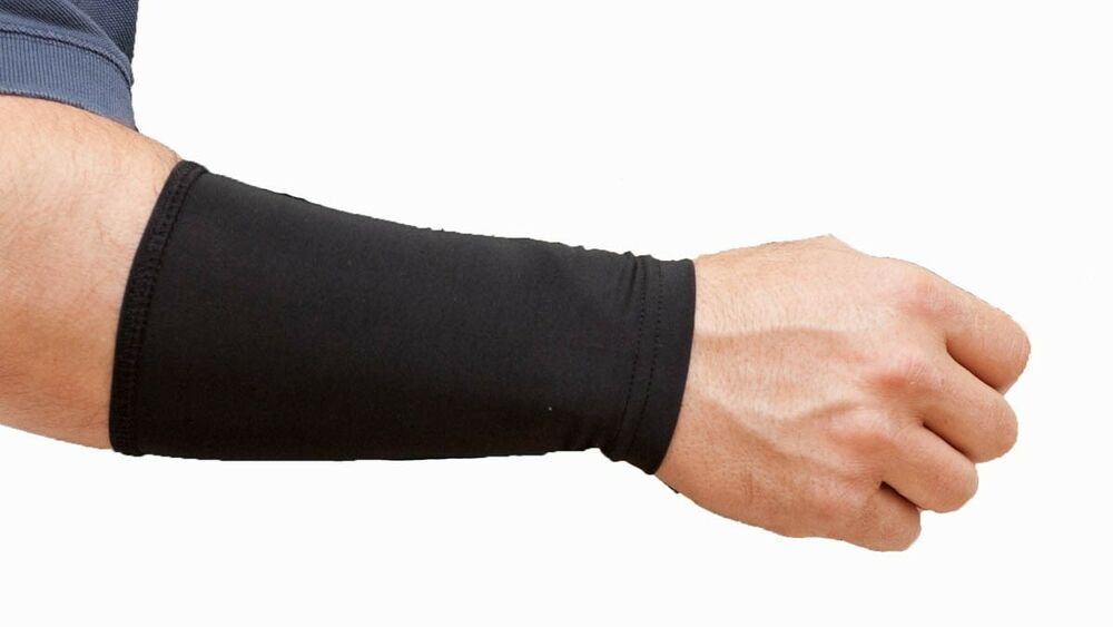 Tatjacket tattoo cover up 8 wrist sleeves black ebay for Tattoo sleeve cover up forearm