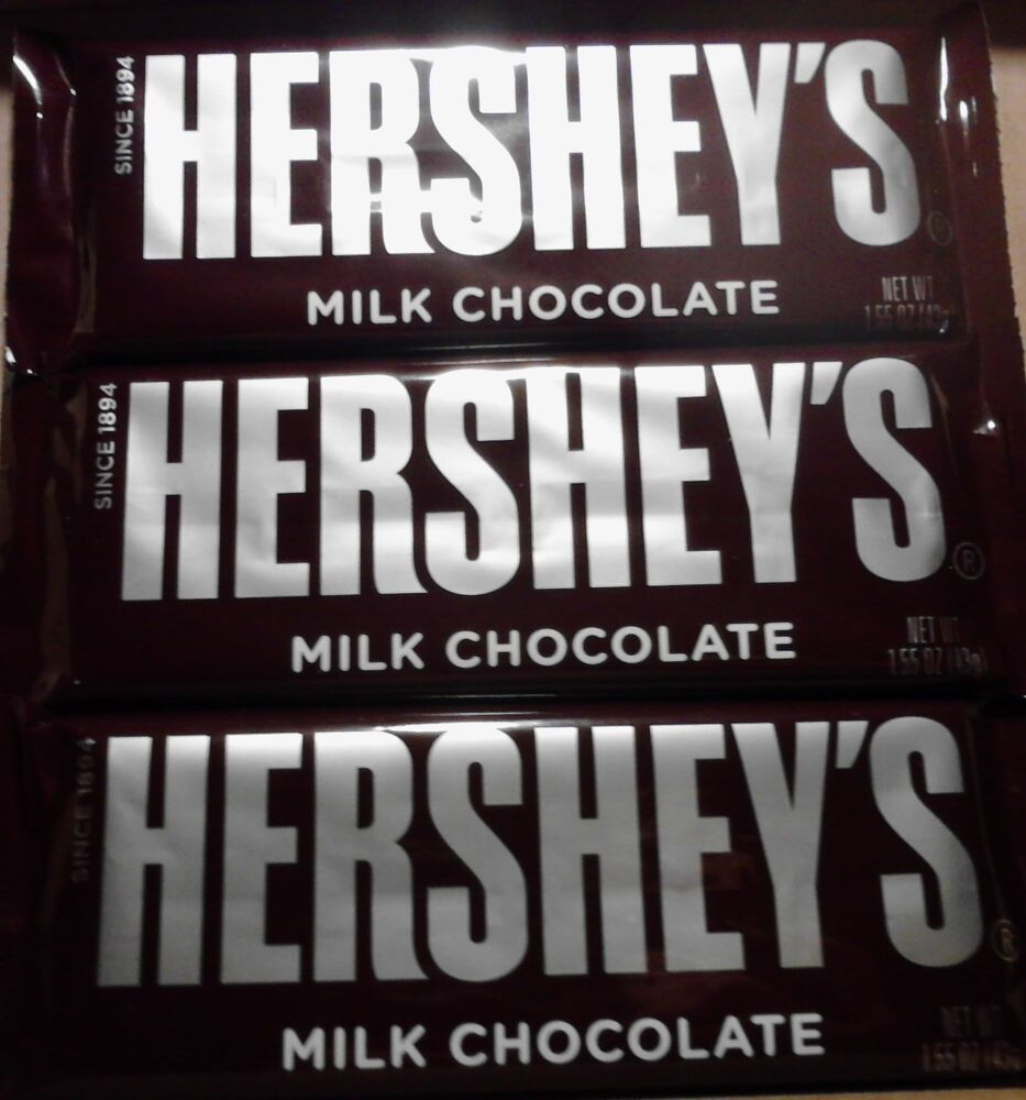 Hershey S Milk Chocolate Creamy Milk Chocolate 1 55
