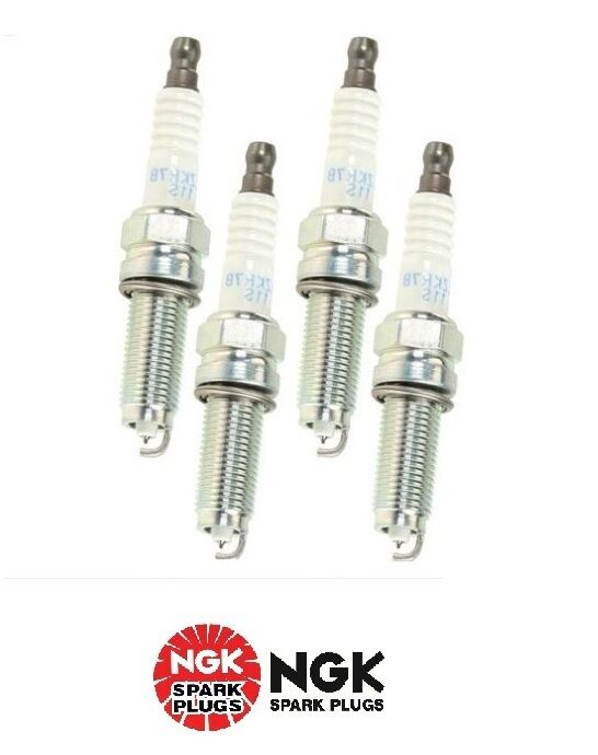 honda accord civic acura tl rl set of 4 spark plugs ngk. Black Bedroom Furniture Sets. Home Design Ideas