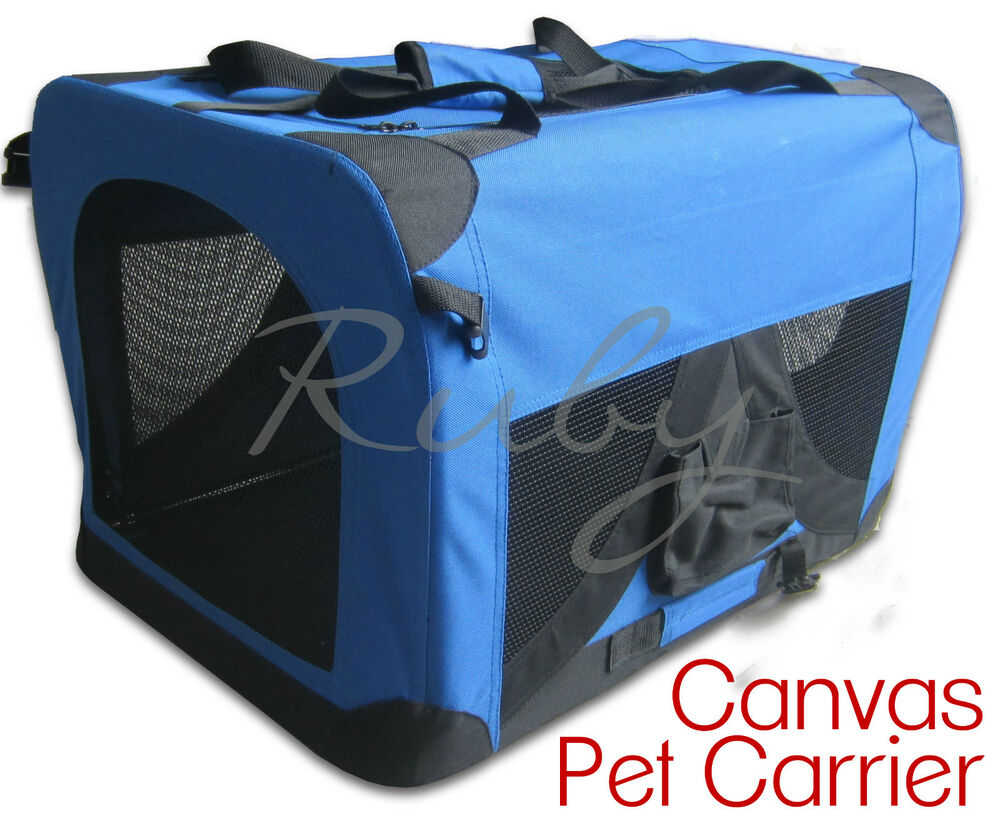 Fabric Cat Carrier Uk