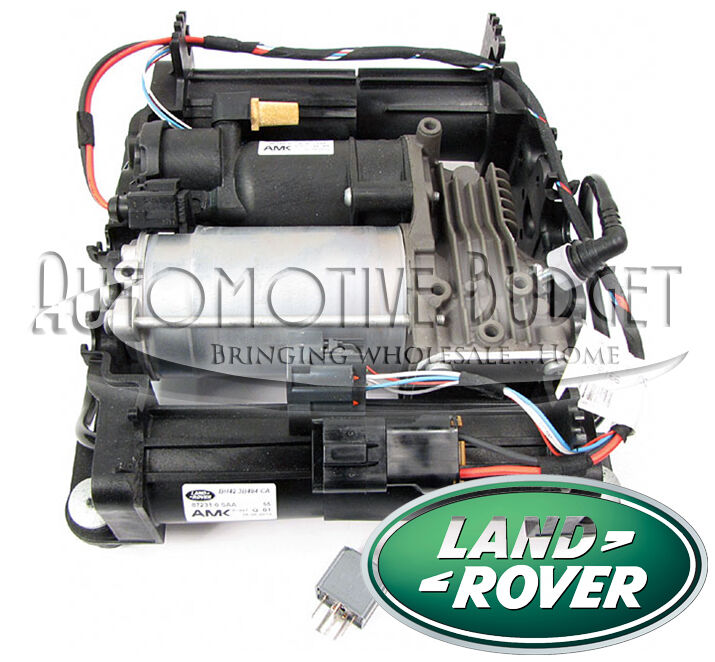 2006 Land Rover Lr3 Hse For Sale: Air Suspension Compressor Land Rover Range Rover 2006-2012