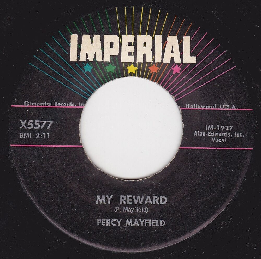 Percy Mayfield - Blues - And Then Some