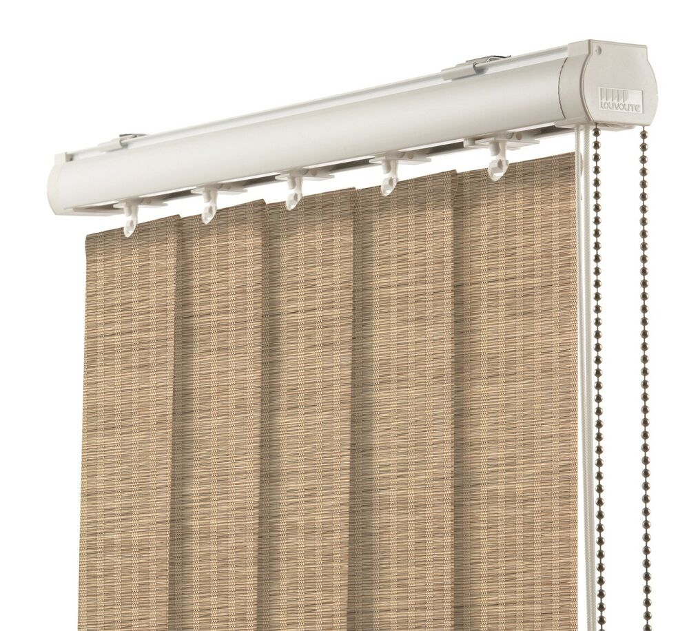 Vertical Blind Replacement Headrail Only Standard Or