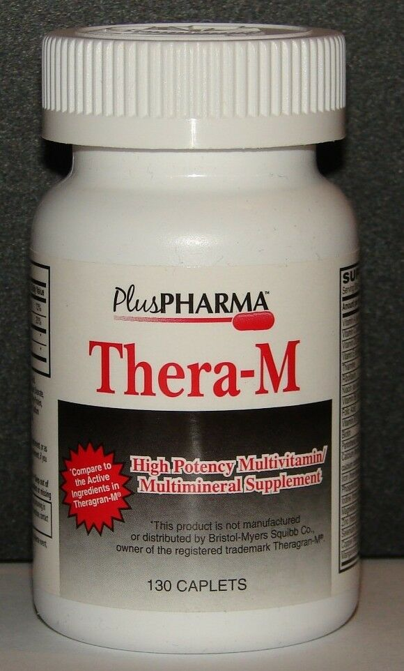 Thera m multivitamin ingredients