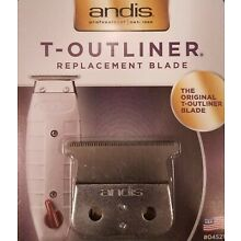 Andis Professional T-Outliner Replacement Blade Item #04521