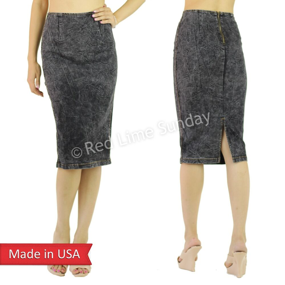 Shop eBay for great deals on Denim Below Knee Skirts for Women. You'll find new or used products in Denim Below Knee Skirts for Women on eBay. Free shipping on selected items. TOM FORD Denim Jean Pencil Below-Knee Skirt sz 42/8 M blue cotton Authentic 90s. $ +$ shipping. J New Tom Ford Denim Blue Pencil Below The Knee.