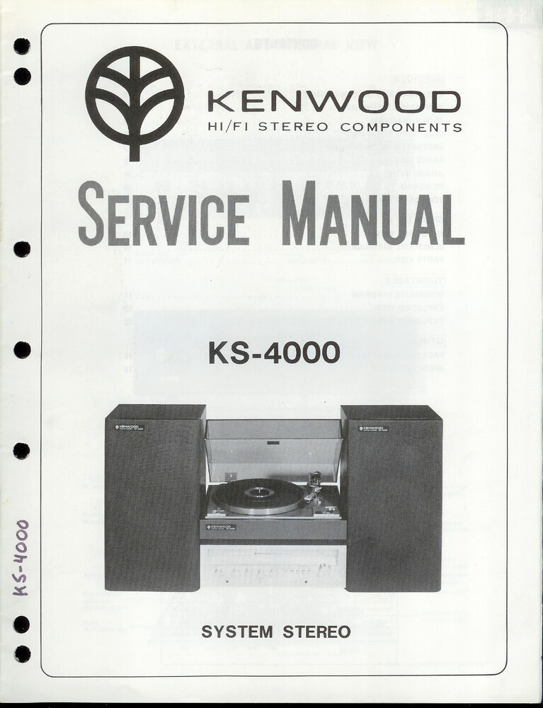 Kenwood excelon kdc x701 manual New South Wales