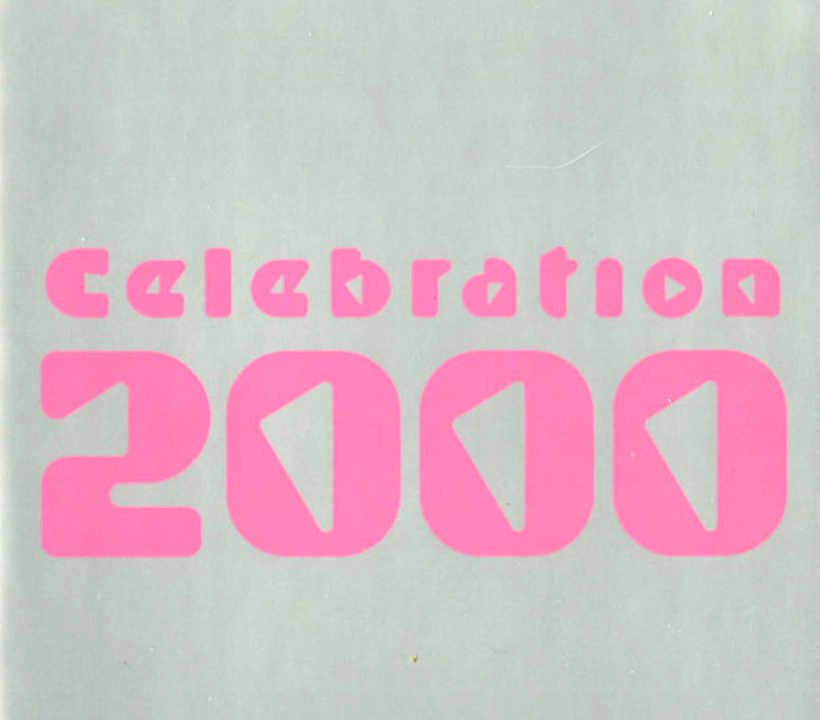 Celebration 2000 2x cd unmixed 70s 80s 90s house chart for House music 80s 90s