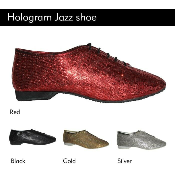 Red Jazz Shoes Dance