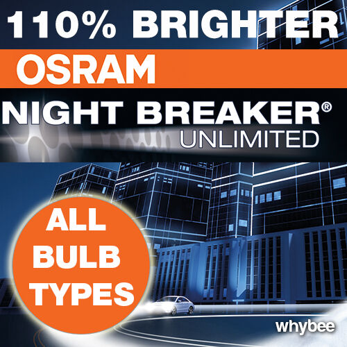new osram night breaker plus unlimited 110 h1 h3 h4 h7. Black Bedroom Furniture Sets. Home Design Ideas