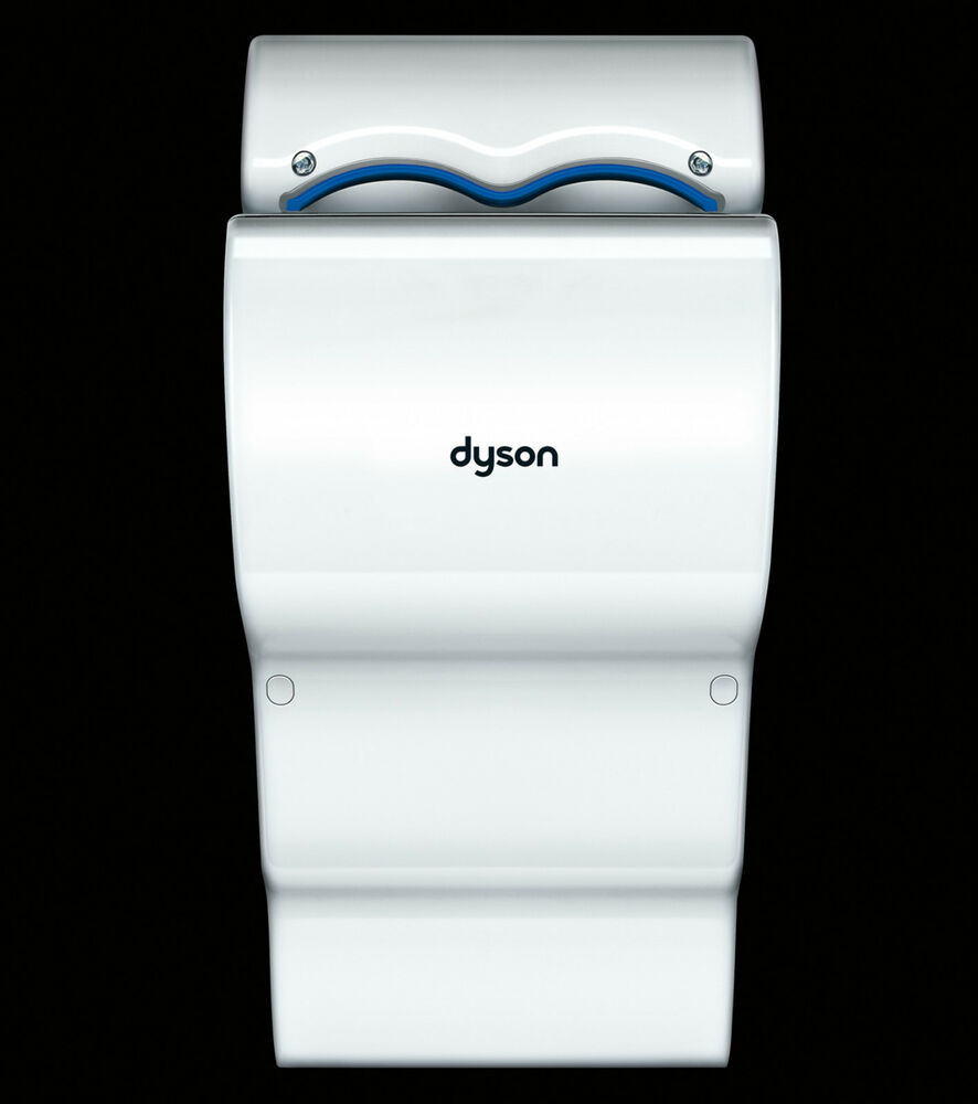 """Dyson Airblade Hand Dryers Ab04 Series: DYSON """"Hands-In"""" Airblade DB AB-14 Hand Dryer White"""