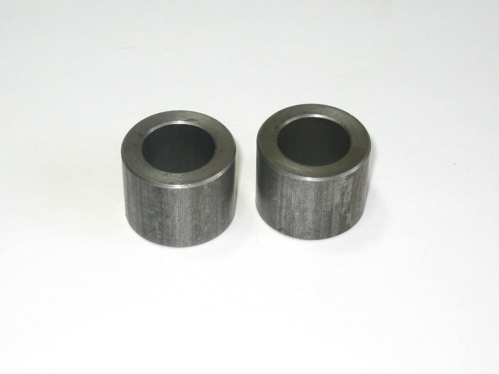 Steel quot length id bushings spacers for mini