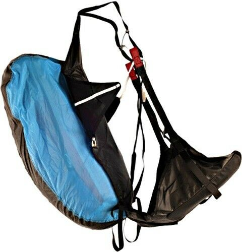 Paragliding Ground Handling Harness: Ozone OZO Lightweight Paragliding Harness, 33L Size