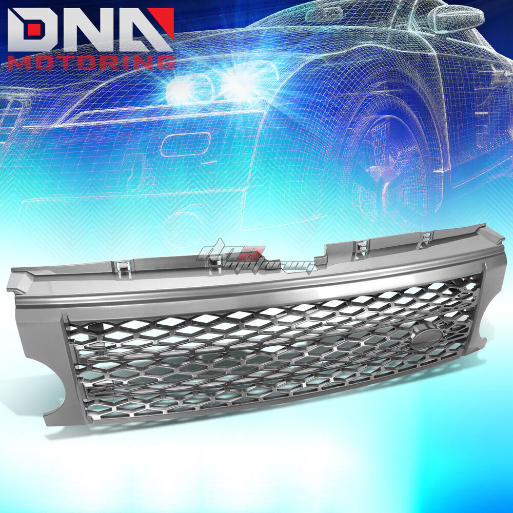 05-09 LAND ROVER LR3 DISCOVERY 3 SPORTS MESH FRONT BUMPER