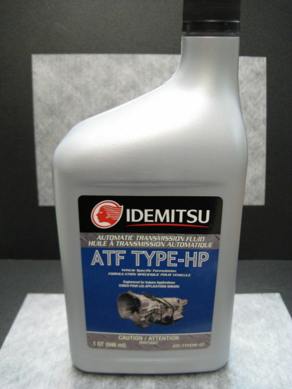 How To Check Automatic Transmission Fluid >> Idemitsu ATF Type HP Automatic Transmission Fluid for Subaru - Ships Fast! | eBay