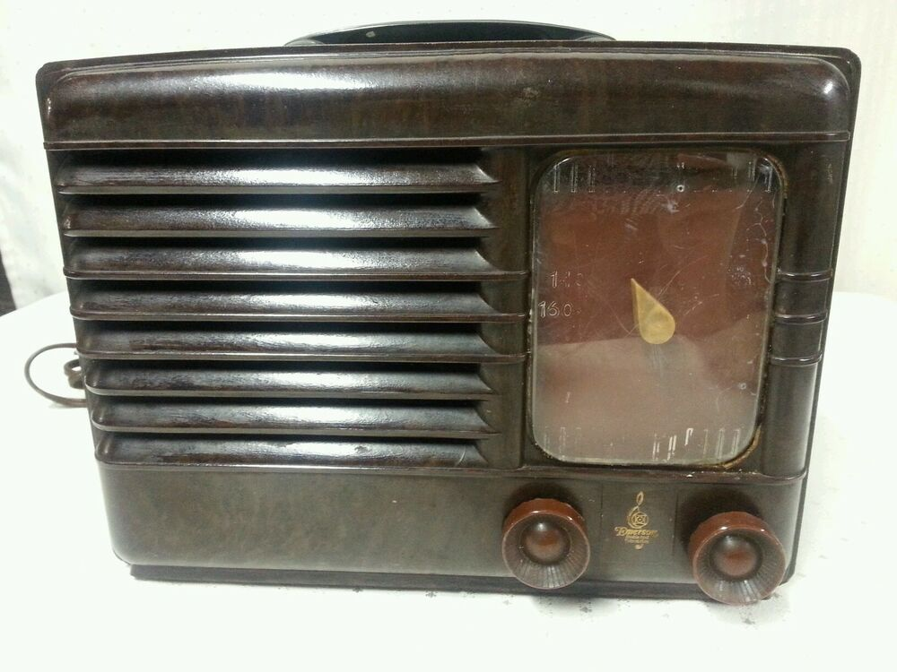 Like emerson vintage radio